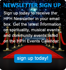 THe Higher Power Newsletter Sign-Up